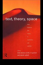 Text, Theory, Space