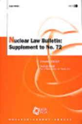Nuclear Law Bulletin: SWITZERLAND Act on Nuclear Energy  (21 March 2003) by Organisation for Economic Co-operation and Development