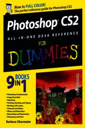 Photoshop CS2 All-in-One Desk Reference For Dummies by Barbara Obermeier