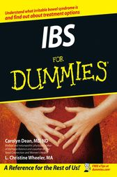 IBS For Dummies by Carolyn Dean
