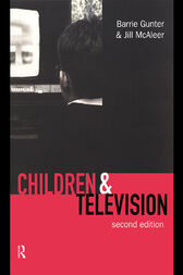 Children & Television by Barrie Gunter