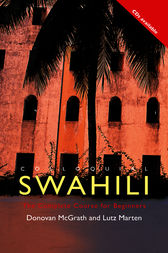 Colloquial Swahili by Lutz Marten