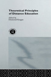 Theoretical Principles of Distance Education by Desmond Keegan