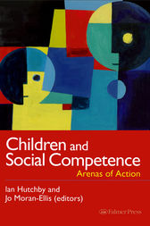 Children And Social Competence by Ian Hutchby