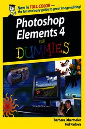 Photoshop Elements 4 For Dummies by Barbara Obermeier