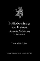 In His own image and likeness by W.R. Garr