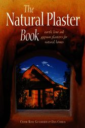 The Natural Plaster Book by Cedar Rose Guelberth