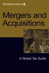 Mergers and Acquisitions by PricewaterhouseCoopers LLP