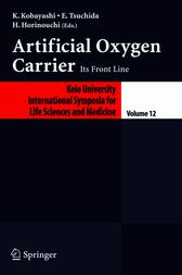 Artificial Oxygen Carrier by K. Kobayashi