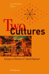 two cultures essays in honour of david speiser