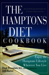 The Hamptons Diet Cookbook by Fred Pescatore