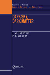 Dark Sky, Dark Matter