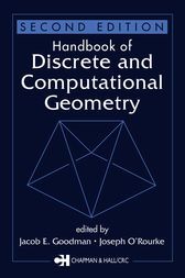 Handbook of Discrete and Computational Geometry, Second Edition by Joseph O'Rourke