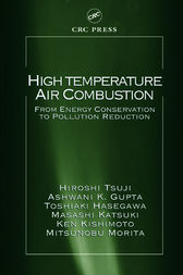 High Temperature Air Combustion by Hiroshi Tsuji