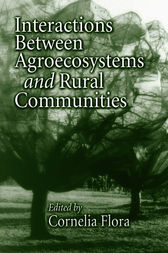 Interactions Between Agroecosystems and Rural Communities