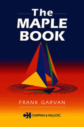 The Maple Book by Frank Garvan