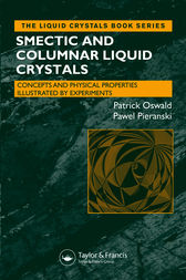 Smectic and Columnar Liquid Crystals by Patrick Oswald