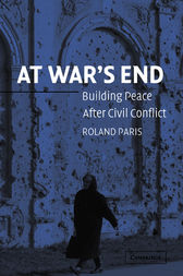 At War's End by Roland Paris
