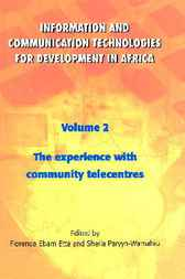 Information and Communication Technologies for Development in Africa - Volume 2