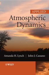 Applied Atmospheric Dynamics by Amanda H. Lynch