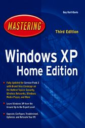 Mastering Windows XP Home Edition by Guy Hart-Davis