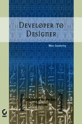 Developer to Designer by Mike Gunderloy