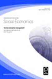 Social enterprise management by Bob Doherty