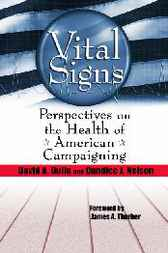 Vital Signs by David A. Dulio