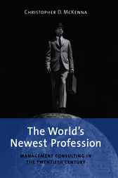 The World's Newest Profession by Christopher D. McKenna