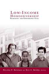 Low-Income Homeownership by Nicolas P. Retsinas