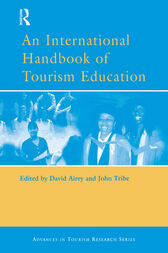 An International Handbook of Tourism Education by David Airey