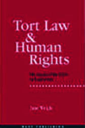 Tort Law and Human Rights by Jane Wright