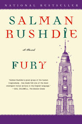 Fury by Salman Rushdie
