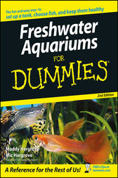 Freshwater Aquariums For Dummies by Maddy Hargrove