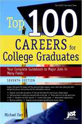 Top 100 Careers for College Graduates by Farr