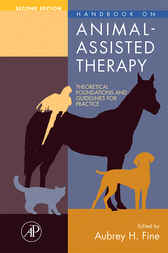 Handbook on Animal-Assisted Therapy by Aubrey H. Fine