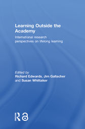 Learning Outside the Academy by Richard Edwards