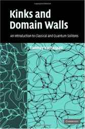 Kinks and Domain Walls by Tanmay Vachaspati