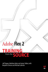 Adobe Flex 2 by Jeff Tapper