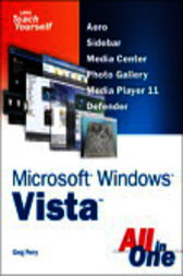 Sams Teach Yourself Microsoft Windows Vista All in One by Greg Perry