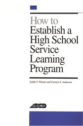 How to Establish a High School Service Learning Program