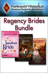 Regency Brides Bundle by Francesca Shaw