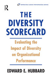The Diversity Scorecard by Edward Hubbard