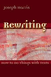 Rewriting by Joseph Harris