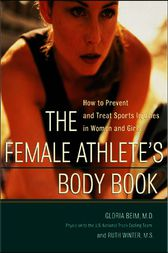 The Female Athlete's Body Book by Gloria Beim