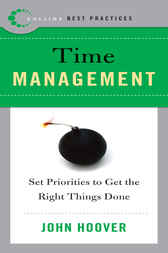 Best Practices: Time Management by John Hoover