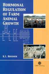 Hormonal Regulation of Farm Animal Growth by K. L. Hossner