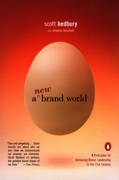A New Brand World by Scott Bedbury
