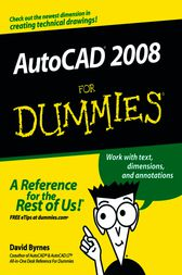 AutoCAD 2008 For Dummies by David Byrnes
