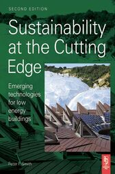 Sustainability at the Cutting Edge by Peter Smith
